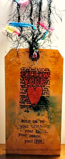 Follow Your Heart Tag--Unity