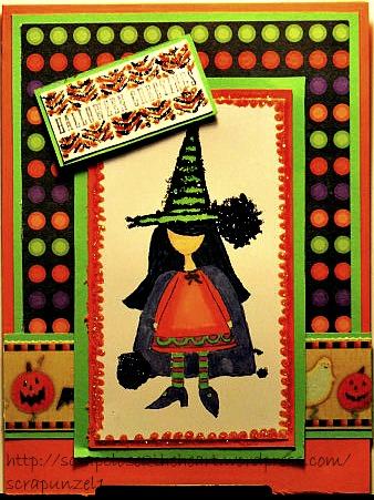 Halloween Greetings--Unity