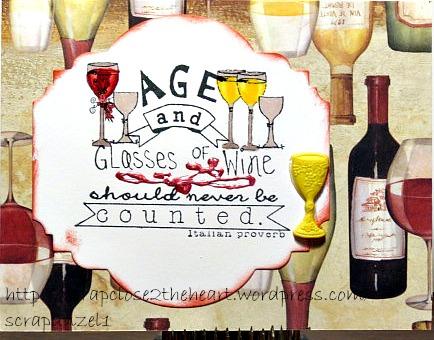 Age & Wine--Unity